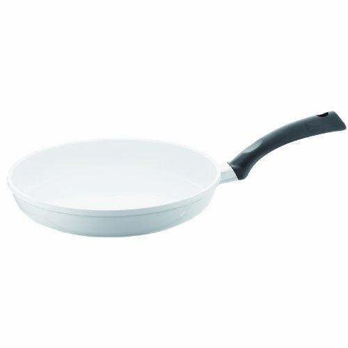 Berndes 697628 SignoCast Pearl Ceramic Coated Cast Aluminum 11-1/2-Inch Open Fry Pan/Skillet