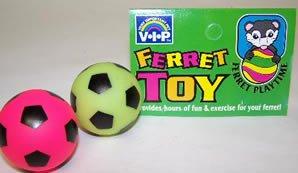 Vo-Toys Ferret Vinyl Soccer Balls 2 pack Toy