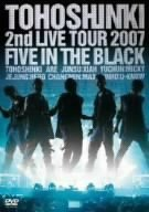 2nd LIVE TOUR~Five in the Black〈通常盤〉 [DVD]
