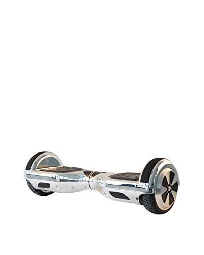 Sliderway Patinete Eléctrico Hoverboard S6 Plateado