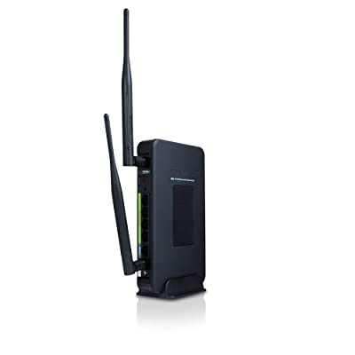 Amped Wireless High Power Wireless-N 600mW Gigabit Dual Band Router (R20000G)