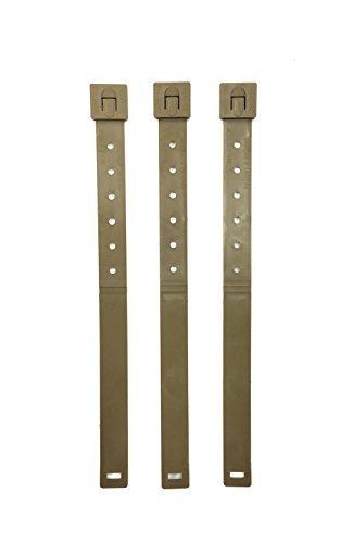 Tactical Tailor Malice Clips Long (Pack of 3) (Coyote Brown) (Malice Clips compare prices)