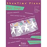 Faber Music Showtime Kids Songs Level 2A Faber Piano Adventures (Standard)