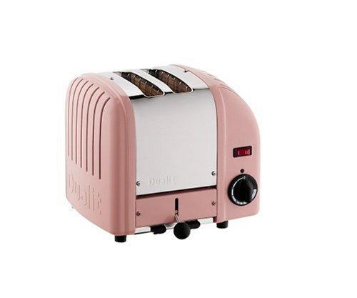 Dualit 2 Slice Toaster Petal Pink 20244