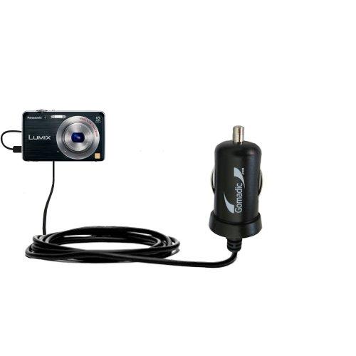 Intelligentes 2A / 10W Kompakt-Ladegerät DC kompatibel mit Panasonic Lumix DMC-FH8K mit TipExchange Technologie
