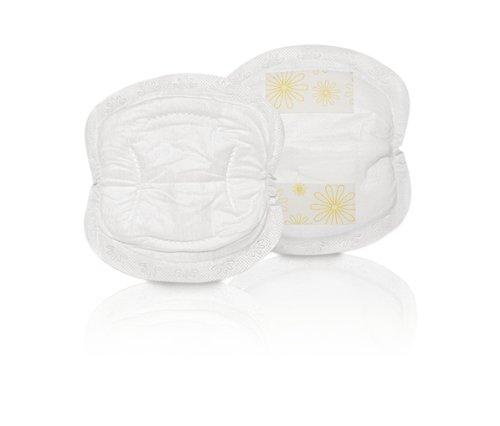 medela-0080323-pack-de-60-discos-absorbentes-desechables-para-perdidas-de-leche-color-blanco-amarill