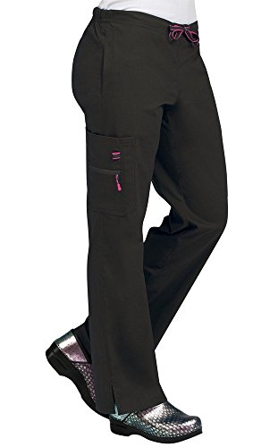 Peaches-Uniforms-Womens-Life-Is-Peachy-Kari-Flare-Leg-Scrub-Pant