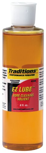 Traditions Performance Firearms Muzzleloader EZ Lube 1000 Bore Cleaning Solvent 8-ounceB0000VMX9U