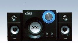 AVS22 2.1chオーディオスピーカーシステム