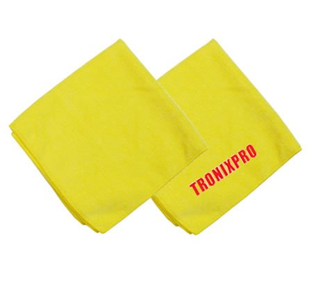 2 Microfiber Cleaning Cloths For Cameras, Camcorders, Lenses, Filters, Lcd Screens, Tvs, Laptops, Notebooks, Smart Phones, Tablets, Ipads, Iphones, Etc.