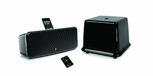 Boston Acoustics Ids3 Plus Iphone/Ipod Powered Speaker System With Wireless Subwoofer(Gloss Black)