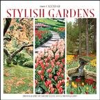 Stylish Gardens 2009 Calendar