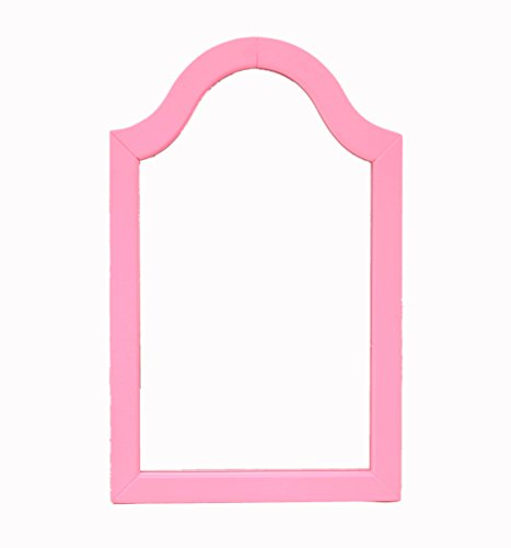 Frenchi Home Furnishing Kid's Wall Mirror, Pink