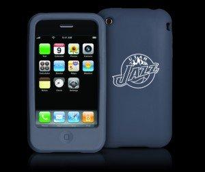 Tribeca Utah Jazz Iphone 3g / 3gs Silicone Case