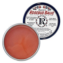 Smith's Rosebud Salve Tin - 4 Pack