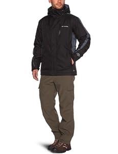 Columbia Men's Cubist 2.0 Jacket, Black, Medium