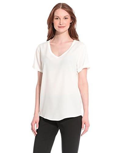 Tèr de Caractère T-Shirt Manica Corta  Bianco IT 48