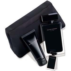 narciso rodriguez perfume gift set for women 3 3 oz eau de toilette spray eau de. Black Bedroom Furniture Sets. Home Design Ideas
