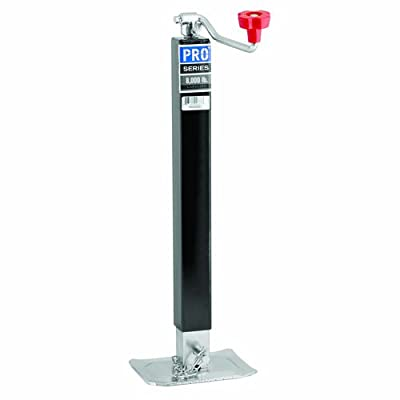 Reese 1400800383 Pro Series Square Jack - 8000 lbs
