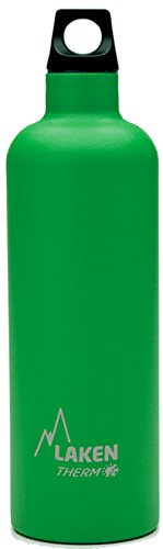 Laken Thermo Futura - Insulated water bottle - 25oz (750ml) (Green)
