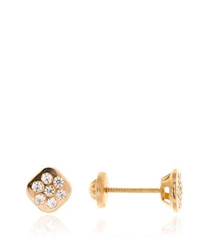 Gold & Diamonds Pendientes Mary