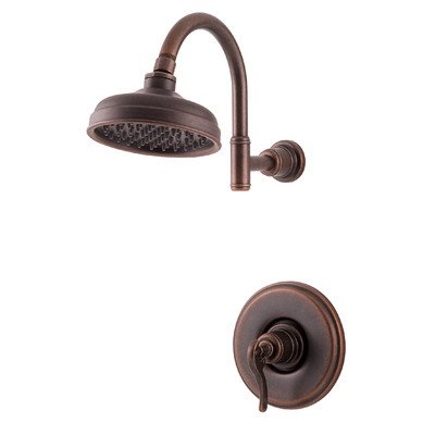 Pfister R89-7YPU R89-7YPU Ashfield 1-Handle Shower Trim, Rustic Bronze (Pfister Rain Shower Head compare prices)