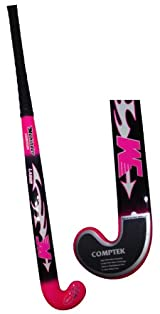 Mohinder Laser Pink Composite Field Hockey Stick (Call 1-800-327-0074 to order)