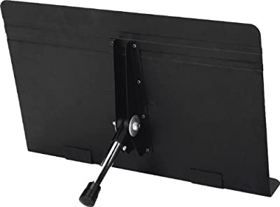 ProLine PL53 Tabletop Sheet Music Stand Black by ProLine