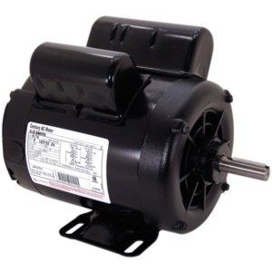3 HP SPL 3450 RPM U56 Frame 115/230V Air Compressor Motor - Century # B383 from A.O. Smith