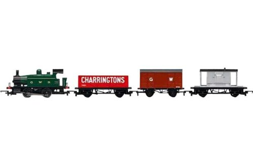 [HSB] Hornby Building Extension Pack 5 00 Gauge Track Accessory with HSB® Storage Bag