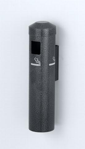 """SMOKERS POST VALUE-MAX WALL MOUNT 12"""" WITH GRANITE FINSIH"""