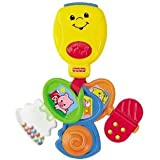 Fisher Price Brilliant Basics Nursery Rhyme Keys With Different Activities For Babies To Explore