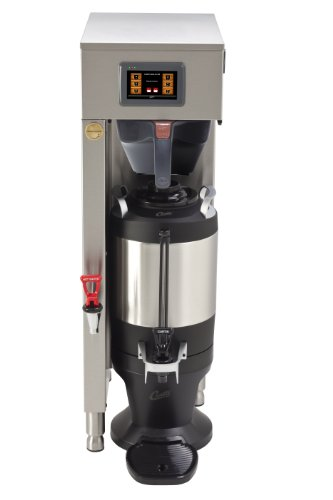 Wilbur Curtis G4 ThermoPro Single Coffee Brewer, 1.5 Gallon, Dual Voltage - Commercial Coffee Brewer  - G4TP2S63A3100 (Each)