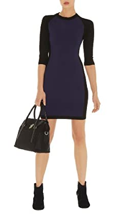 Zippy Texture Knit Dress