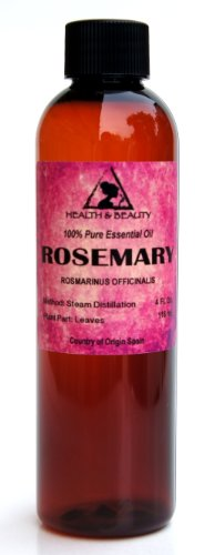 Rosemary Essential Oil Aromatherapy 100% Pure 4 oz