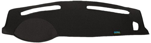 Dash Designs D1410-1XBK Black DashTex Dash Cover