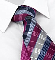 2 Pack Checked Ties