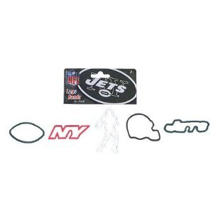 NFL New York Jets Logo Bandz 2nd Version - 1
