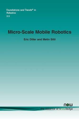 Micro-Scale Mobile Robotics (Foundations and Trends(r) in Robotics)