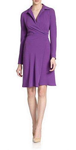 maxmara-womens-wrap-long-sleeve-dress-sz-8-purple-120311mm