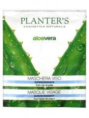 Planters Maschera Idrat Aloe