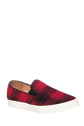 Lumberjack Slip-On Sneaker