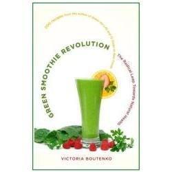 Green Smoothie Revolution Book book Victoria Boutenko