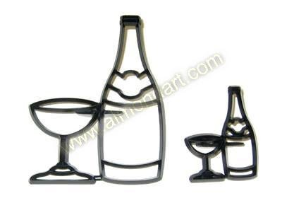 Bottle & Glass Cutter Set By Patchwork Cutters