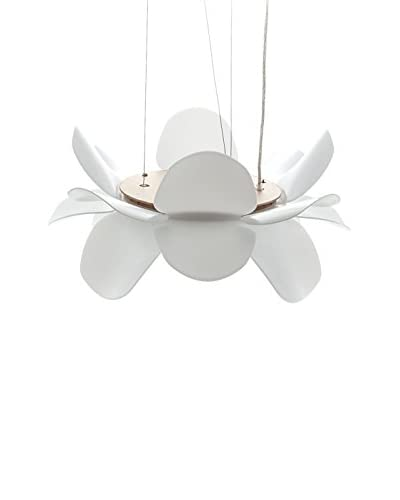 Hedendaagse Living hanglamp wit Girasole