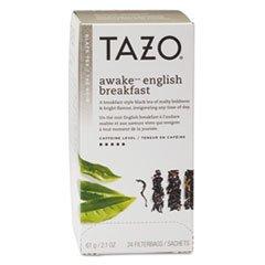 Tazo® Awake Tea, Filter Bags (24-Pc.) 2.1 Oz front-548914