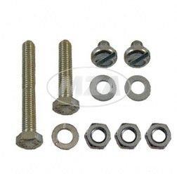 Normteile-Set S50, S51, S51E, S70, S70E Abgasanlage
