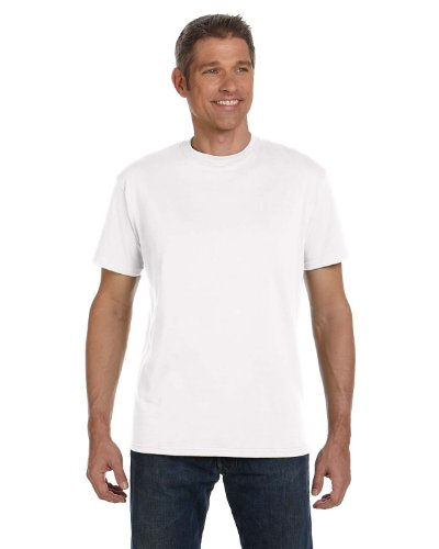 Econscious Men'S 100% Organic Cotton Classic Short-Sleeve T-Shirt - White - Xl-Umtsec1000-3Pk front-526619