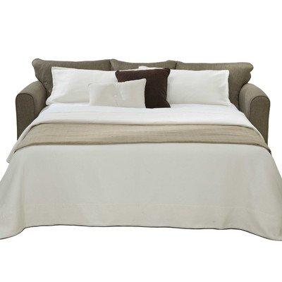 Sleeper Sofa Fabric: Flyer Wine / Euphoria