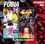 Recupera Tus Clasicos 4CDs by Fobia